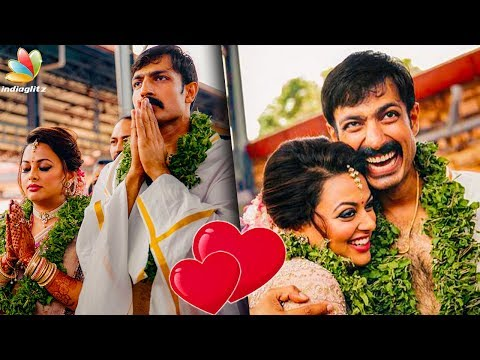 Actor Harish Uthaman Ties the Knot with Amrita Kalyan | Hot Cinema News
