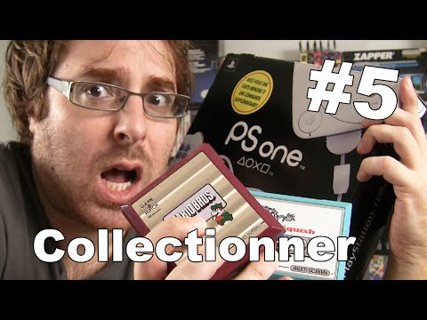 Ep.5 – Collectionner : Game & Watch et PSone