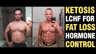 Ketosis Fat Loss - Insulin, Ghrelin, Leptin, Cortisol