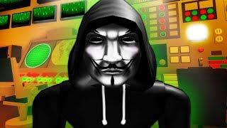 The Hacker ( A Roblox Movie)
