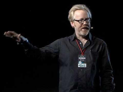 "TIL there is an unaired Mythbusters episode. Groups of mice were used to test if ""the box is more nutritious than the cereal"". The mice in one of the groups were eating ""pallets of cardboard"". One day they checked and there were no longer 3 mice in th..."
