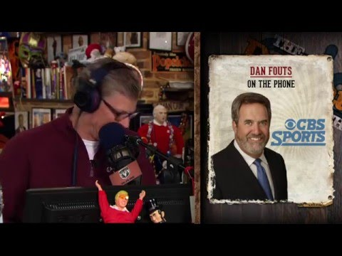 Dan Fouts on The Dan Patrick Show (Full Interview) 1/11/16