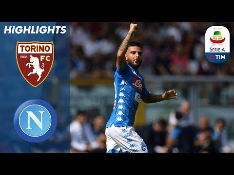 Torino 1-3 Napoli | Insigne Grabs Brace to Secure Napoli Win! | Serie A