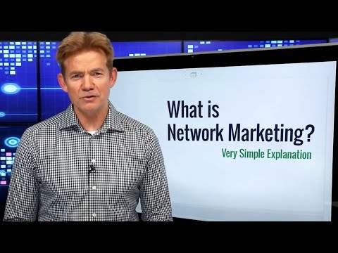 What is Network Marketing? (Very Simple Explanation) – Tim Sales