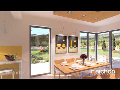 Дом под личи - Увлекательнaя прогулкa - проект ARCHON+