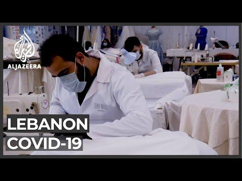 Al Jazeera English: COVID-19: Lebanon businesses help overwhelmed hospitals