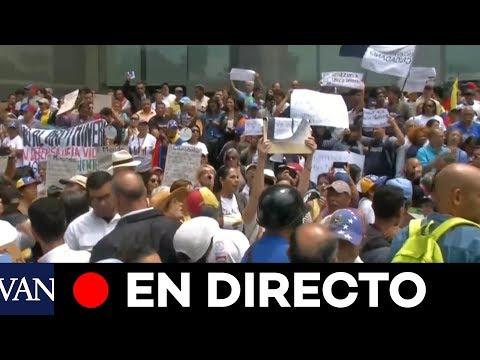 [EN DIRECTO VENEZUELA] Exigen a Nicolás Maduro que libere a los opositores presos