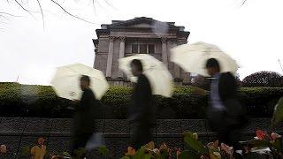 La Banque du Japon teste les taux négatifs - economy