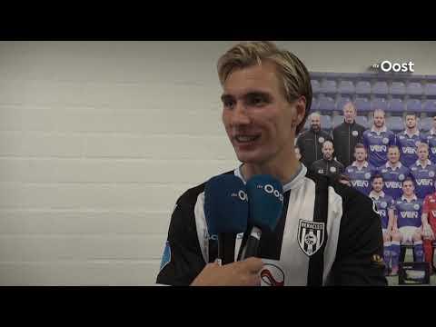 Vincent Vermeij bezorgt Heracles Almelo bekerzege op FC Den Bosch