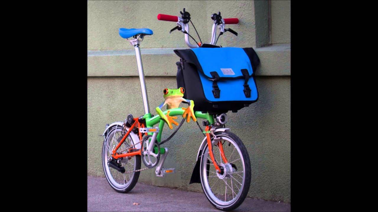 Brompton Folding Bike Verses The Dahon 3 Speed Classic The Truth