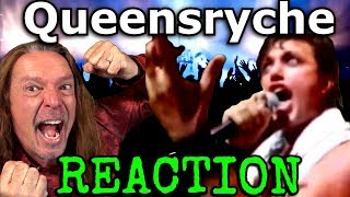 Vocal Coach Reaction To Queensryche - Queen Of The Reich - Geoff Tate - Ken Tamplin