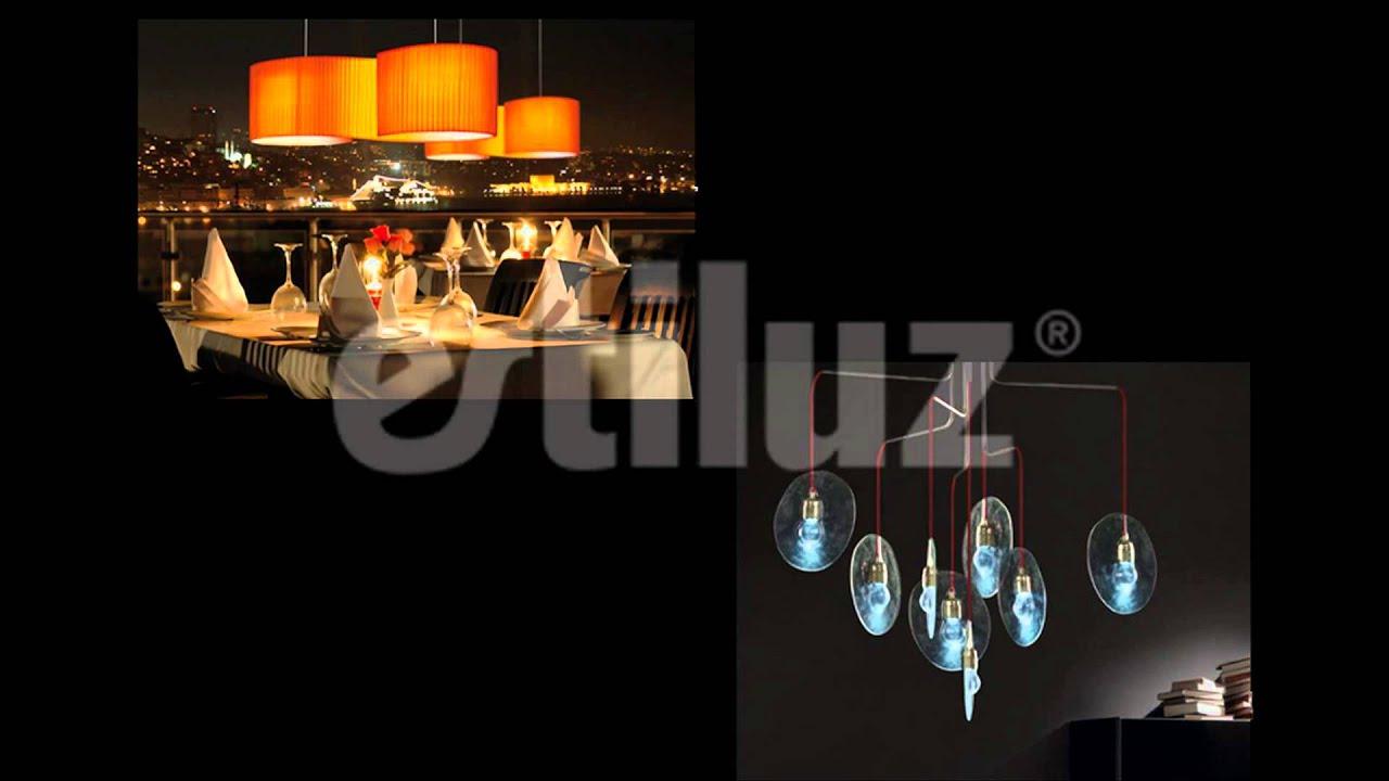 Lamparas de dise o lamparas de techo y lamparas de - Enrique iluminacion ...