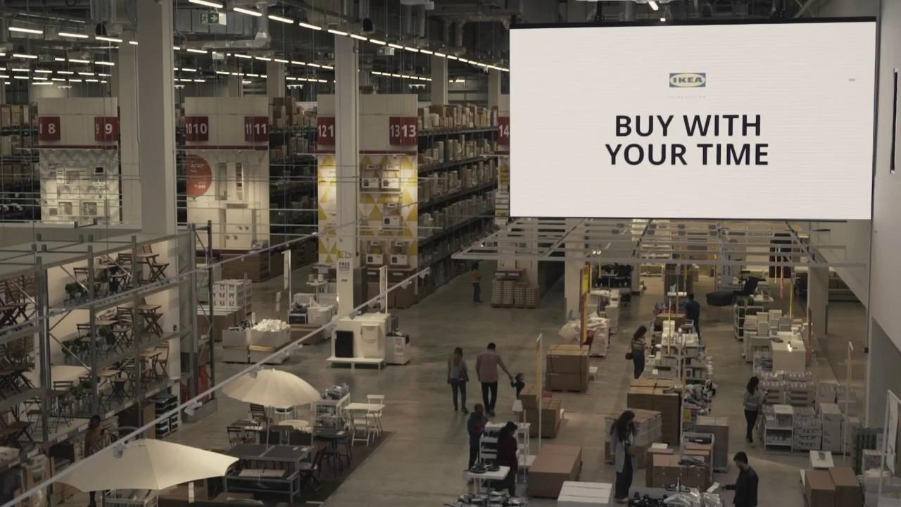 IKEA premia la fidelidad de sus clientes permitiendo pagar