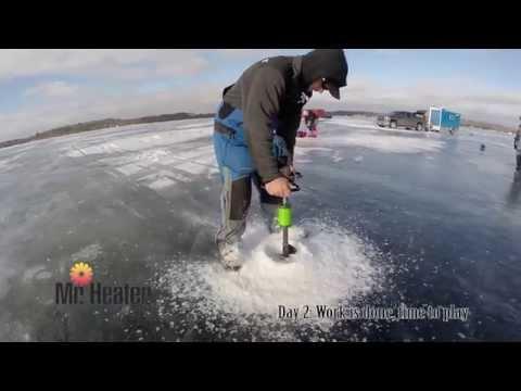 Ice Fishing House Heater Fan Systerm Doovi