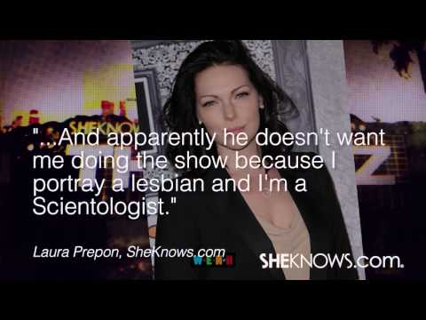 Laura Prepon Slams Tom Cruise Dating Rumors & Praises Scientology - The Buzz