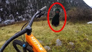 10 Creepiest Things Caught On GoPro Camera!