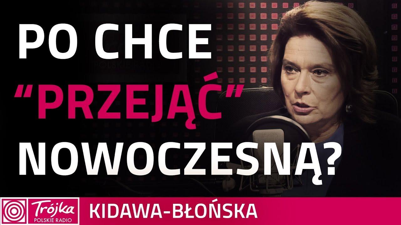 Kidawa-Błońska: partię, z którą się współpracuje, trzeba szanować
