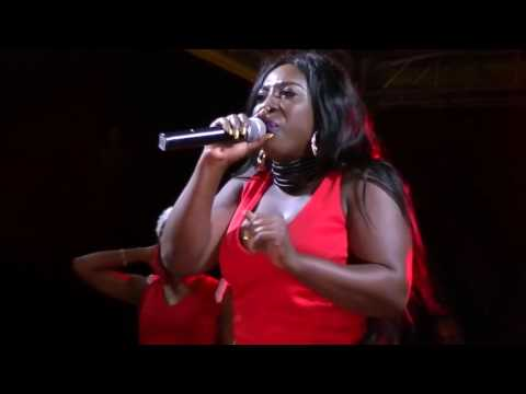 Spice Express Her Feelings About Vybz Kartel & Diss Alkaline Live Performance