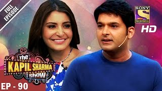 The Kapil Sharma Show - दी कपिल शर्मा शो - Ep - 90 - Anushka Sharma In Kapil