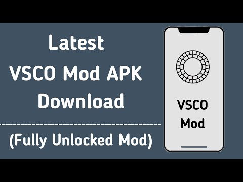 Download Latest VSCO Mod Apk For Free [ VSCO Full Unlocked Version Download ]
