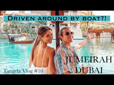 Is THIS the World's Most Luxurious Resort? |Jumeirah DUBAI