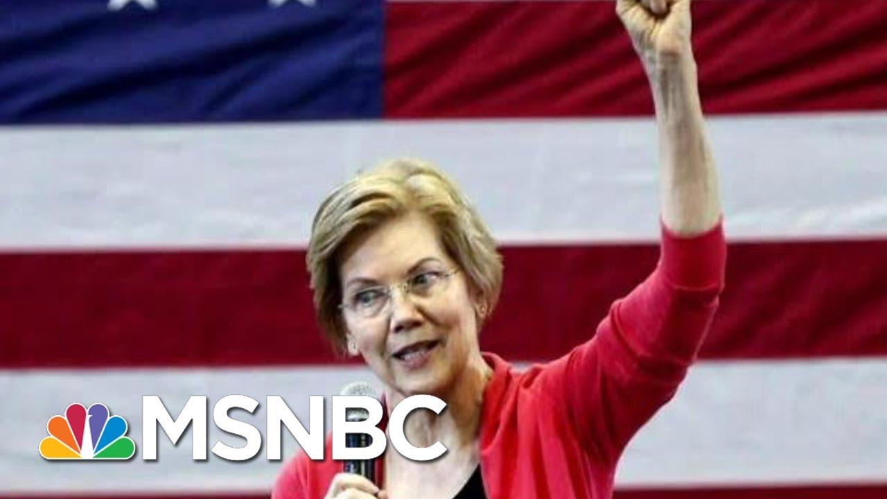 Elizabeth Warren's really simple case for breaking up big tech