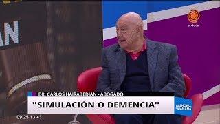 Simulación o demencia - Dr. Carlos Hairabedián