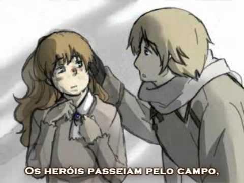 [APH] Polushka Polye - Russia X Anastasia (Legendas Em Português)
