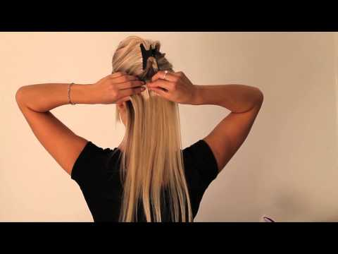Comment poser ses extensions de cheveux à clips Tri-Band Addict Hair