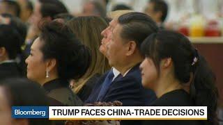 Investors Fear Trump-China Trade Clash