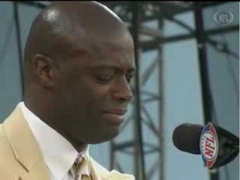 Darrell Green HOF Speech Highlights