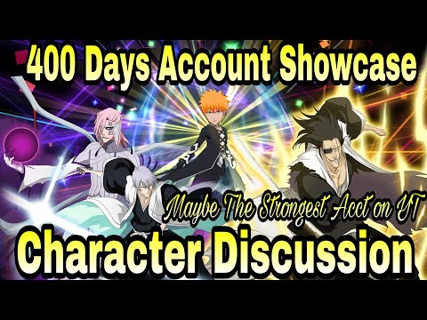 Spiteful's 400 Login Days Account Showcase / Quick Summary on the Broken Characters & Who To Work On