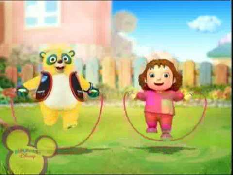 Playhouse Disney - Special Agent Oso Opening