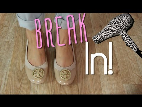 5 Minutes To Break Shoes In + NuMe