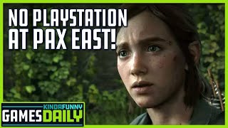 PlayStation Pulls Out of PAX East - Kinda Funny Games Daily 02.19.20
