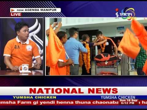 Agenda Manipur, Topic NEROCA FC in Durand Cup 18 September 2016