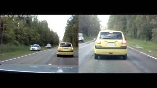 Авария с погибшими,трасса Шатура-Орехово-Зуево.
