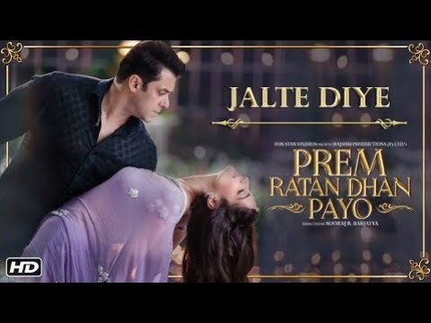 Jalte Diye || Prem Ratan Dhan Payo || ANWESHA's Best Live Concert || Full HD Video