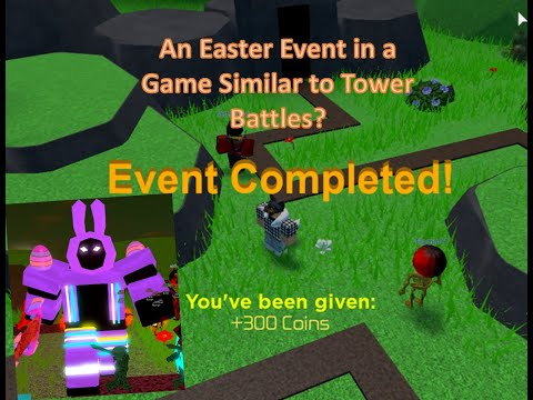 An Easter Event