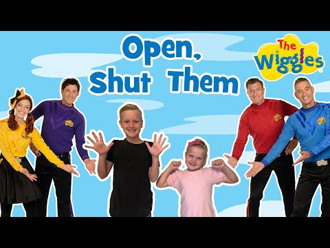 The Wiggles: Open, Shut Them