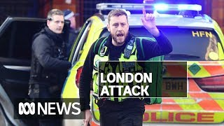 Convicted terrorist kills two in London stabbing rampage | ABC News