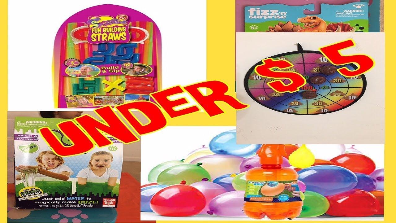 5 Best Fun Toys Under Dollar Discovery Kids 3 In 1 Balloon Pumper Dartore