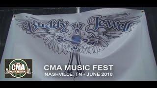 Buddy Jewell FanFest (CMA Fest 2010) YouTube Videos