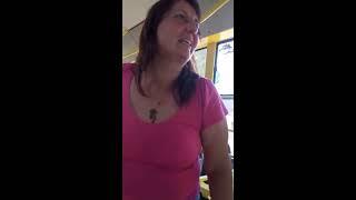 вот такие дамы, ездят в троллейбусах города Сумы(, 2016-06-03T17:22:56.000Z)