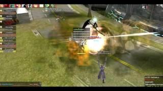 RAN Online(TH) Sv.Ginza Tyranny 1/8/59 ( Exฝึกหัด 555)