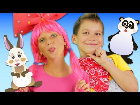 Хрум Хрум! Десткая песня Видео для детей - Видео онлайн