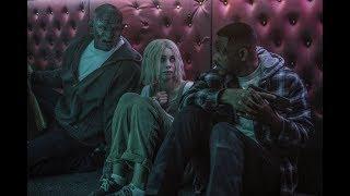 Яркость 2017 фильм  Стрип клуб эльфы уничтожают банду Яда