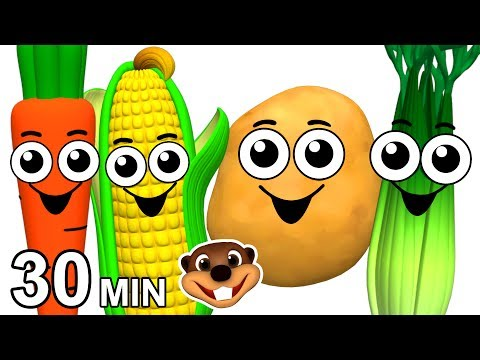 """Veggie Delight"" Healthy Food Songs 