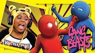 Killing The Gang | Gang Beasts | PC Multiplayer Gameplay