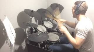 Blink-182 - She's Out Of Her Mind (Drum Cover)